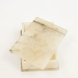Other - Alabaster trinket box